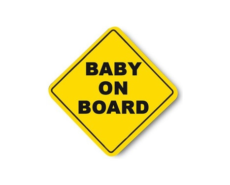 Picture 'Baby on board!'