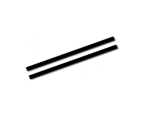 Universal self-adhesive striping AutoStripe Cool270 - Black - 2 + 2mm x 975cm