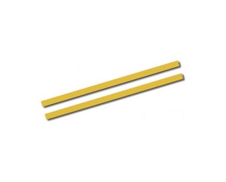 Universal self-adhesive striping AutoStripe Cool270 - Gold - 2 + 2mm x 975cm
