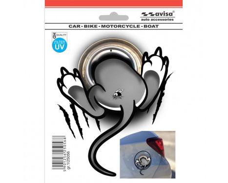 AutoTattoo 3D Sticker Mouse - 12x14,5cm