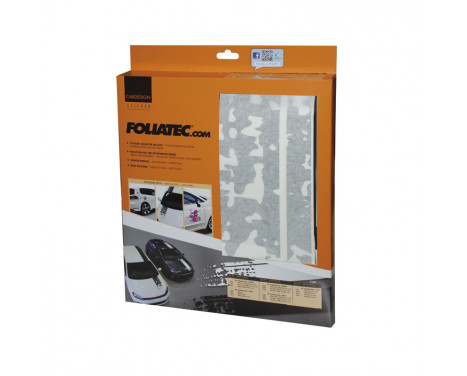 Foliatec Cardesign Sticker - Stripes - graphite 22x150cm - 2 pieces, Image 3