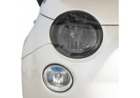 Simoni Racing Headlight / rear light foil - Smoke - 60x100 cm