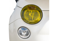 Simoni Racing Headlight / rear light foil - Yellow - 60x100 cm