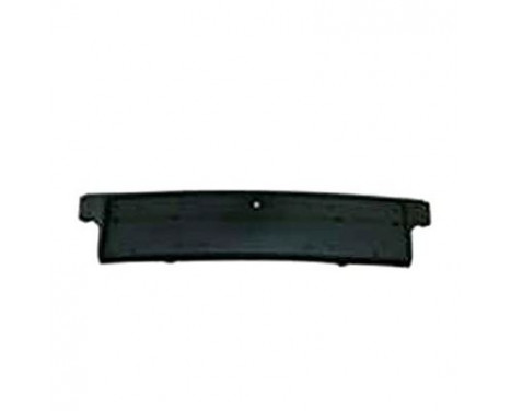 BUMPER Strip CENTER 9/93 + (PLATE HOLDER)