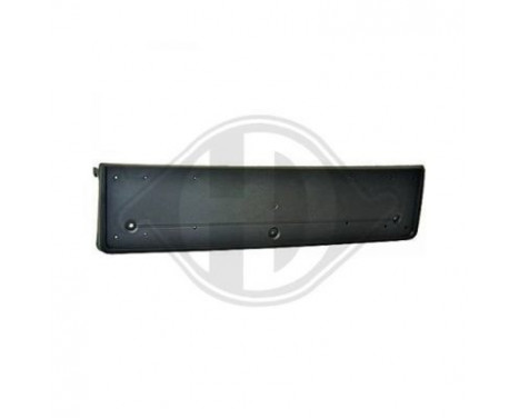 Number Plate Holder HD Tuning