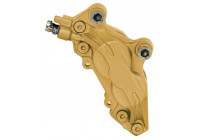 Brake caliper paint Gold
