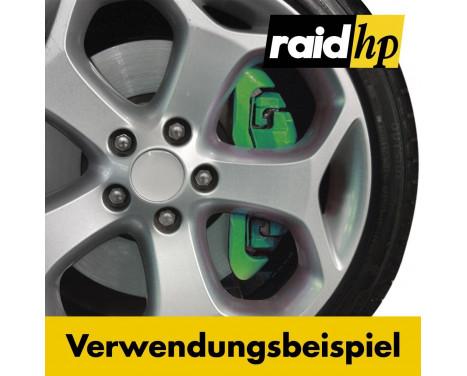 Brake caliper paint Green, Image 2
