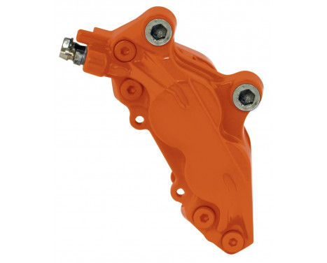 Brake caliper paint Orange