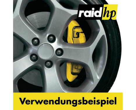 Brake caliper paint yellow, Image 3