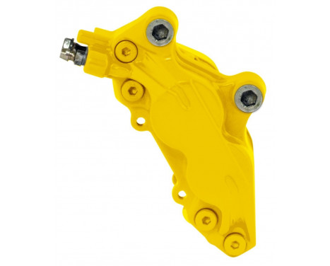 Brake caliper paint yellow