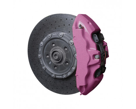 Foliatec Caliper paint set - candy pink metallic - 3 components