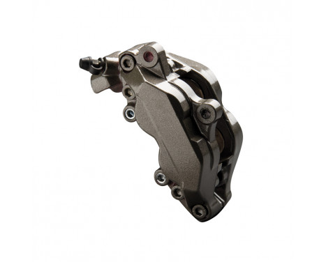 Foliatec Caliper paint set - carbon metallic - 3 components, Image 2