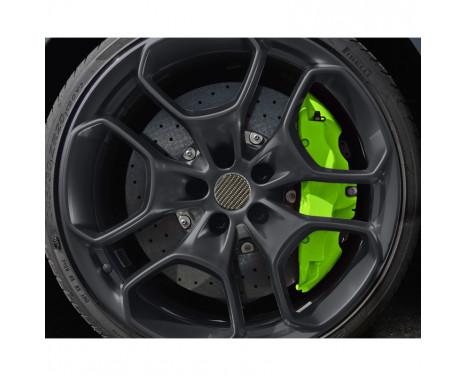 Foliatec Caliper paint set - NEON green - 4 components, Image 9