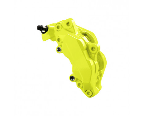 Foliatec Caliper paint set - NEON yellow - 4 components, Image 2