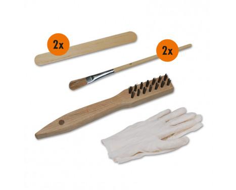 Foliatec Caliper paint set - NEON yellow - 4 components, Image 5