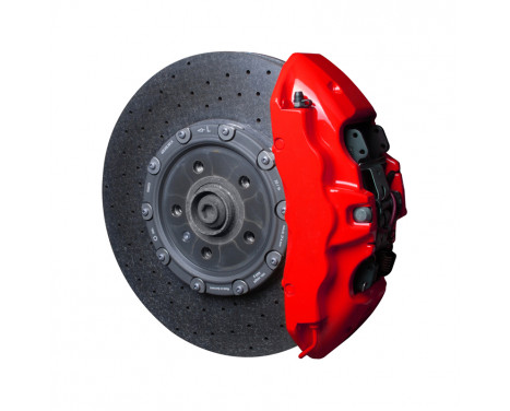 Foliatec Caliper paint set - Performance Red glossy- 3 Components