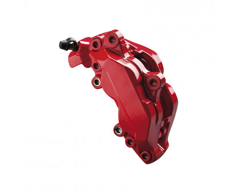 Foliatec Caliper paint set - racing rosso - 3 components, Image 2