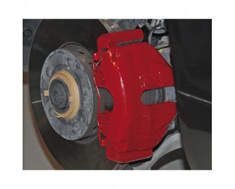 Foliatec Caliper paint set - racing rosso - 3 components, Image 8