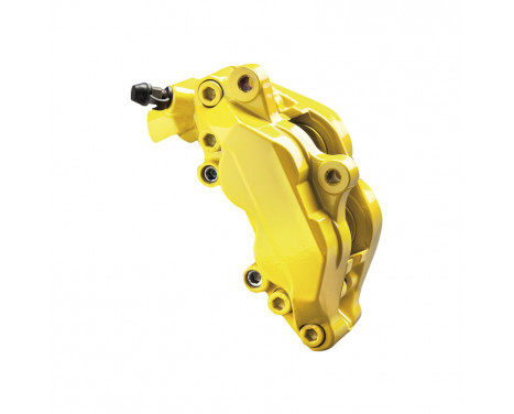 Foliatec Caliper paint set - speed yellow - 3 components, Image 2