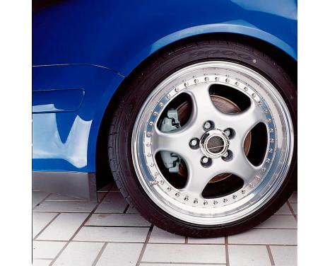MHW Brake calliper paint set Monza Silver (RAL 9006), Image 2