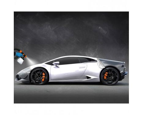 Foliatec Car Body Spray Film - white glossy 1x900ml + 100ml thinner, Image 3