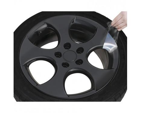 Foliatec Spray Film (Spray Foil) Set - black glossy 2x400ml, Image 6