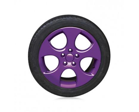 Foliatec Spray Film (Spray Foil) Set - purple glossy 2x400ml, Image 4