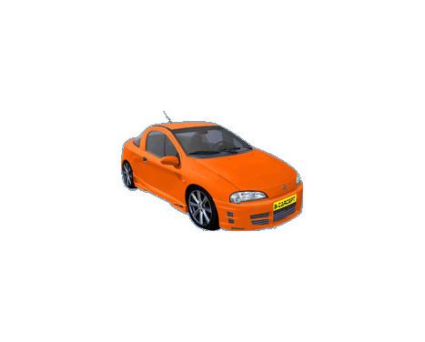 Carcept Front bumper Opel Tigra A 'Basic'
