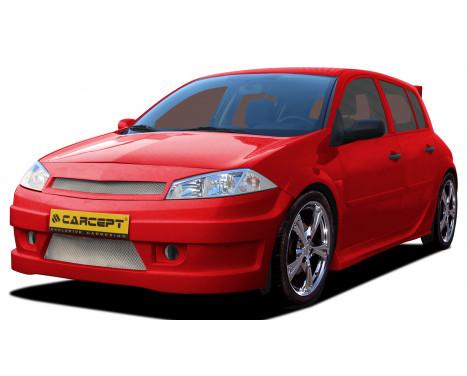 Carcept Front bumper Renault Megane II 2002-2008, Image 2