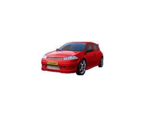 Carcept Front bumper Renault Megane II 2002-2008