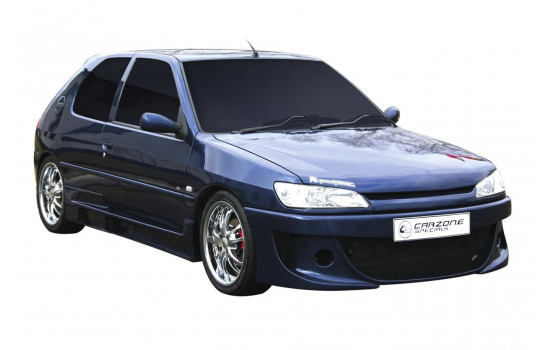 Carzone Front bumper Peugeot 306 Phase II 1997- 'Vega'