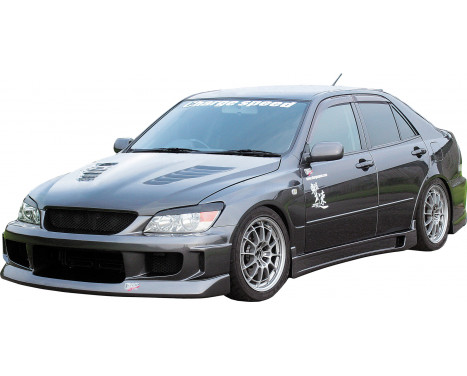 Chargespeed Front bumper Lexus IS / Altezza SXE10, Image 2