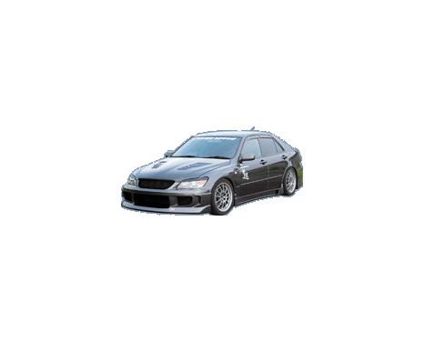Chargespeed Front bumper Lexus IS / Altezza SXE10