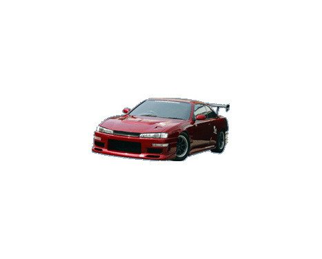 Chargespeed Front bumper Nissan S14 2nd Series (FRP), Image 2