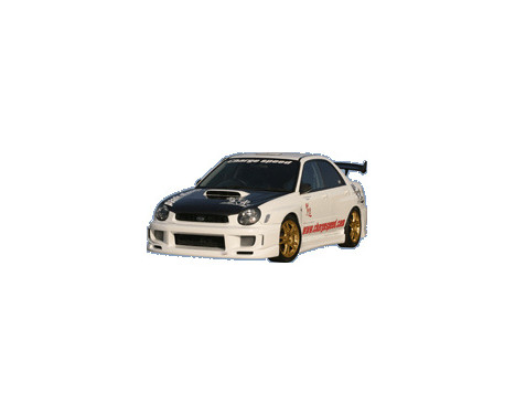Chargespeed Front bumper Subaru Impreza GD # (A / B) Type1