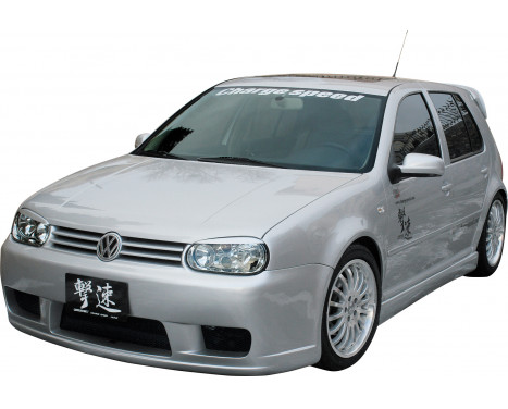 Chargespeed Front bumper Volkswagen Golf IV (FRP), Image 2