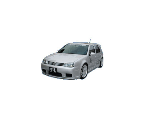 Chargespeed Front bumper Volkswagen Golf IV (FRP)