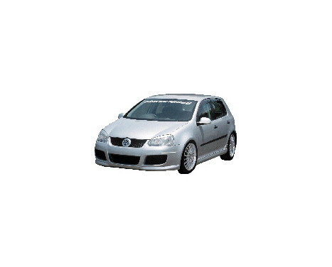Chargespeed Front bumper Volkswagen Golf V (FRP) (not GTi)