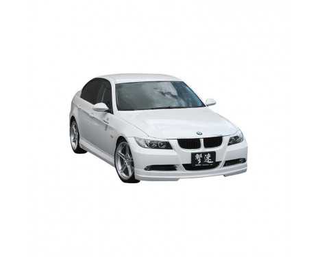 Chargespeed Front spoiler BMW 3-Series E90 / E91 2005-2008 (FRP)