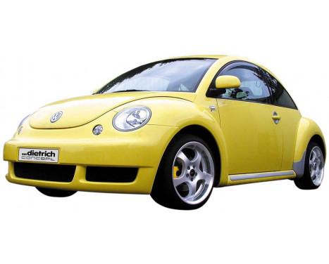 Dietrich Front bumper 'Cup' Volkswagen New Beetle 1998-