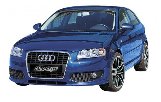 Dietrich Front bumper Audi A3 8P 2003-2005 'S-Design'
