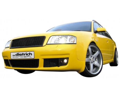 Dietrich Front bumper Audi A6 2001-2004