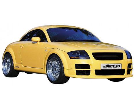 Dietrich Front bumper Audi TT 1998-2006