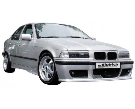 Dietrich Front bumper BMW 3-Series E36