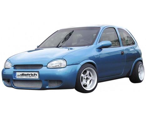 Dietrich Front bumper Opel Corsa B 1993-2000