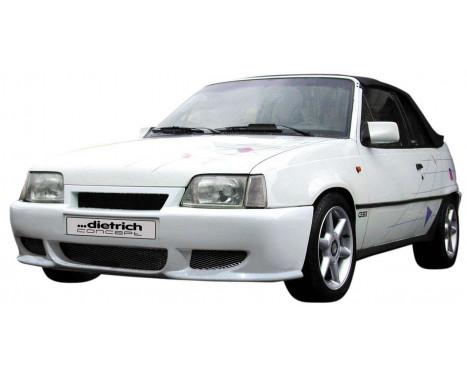 Dietrich Front bumper Opel Kadett E 1985-1991