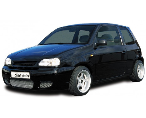 Dietrich Front bumper Seat Arosa 1997-2001