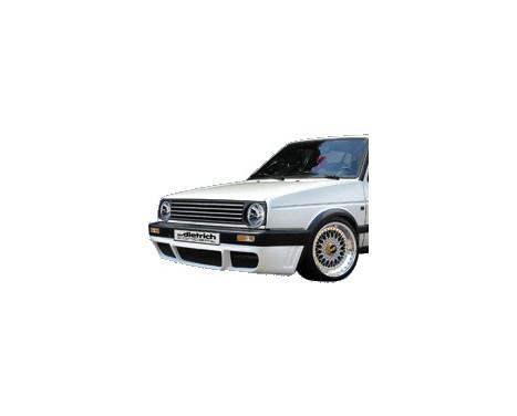 Dietrich Front bumper Volkswagen Golf II 1983-1991, Image 2
