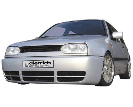 Dietrich Front bumper Volkswagen Golf III 1991-1997