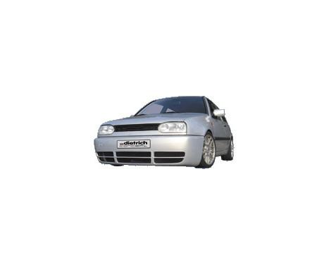 Dietrich Front bumper Volkswagen Golf III 1991-1997, Image 2